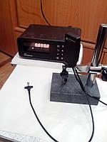 Цифровой измерительный комплект Heidenhain c линейным датчиком МТ25 на гранитной стойке , фото 1