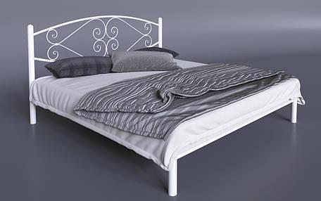 Кровать металлическая Камелия Tenero, фото 2