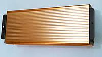 Инвертор преобразователь напряжения Power Inverter UKC 12V-220V 2000W Gold, фото 4