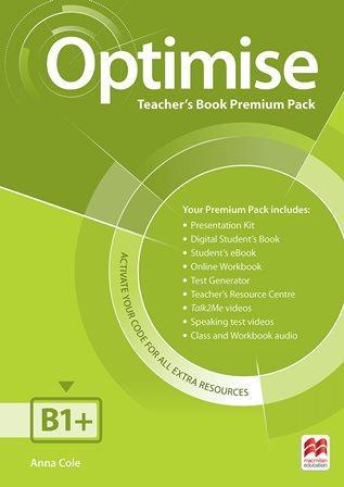 Optimise B1+ Teacher's Book Premium Pack (Книга вчителя)