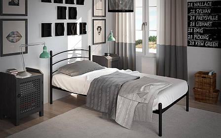 Кровать металлическая Маранта Мини Tenero, фото 2