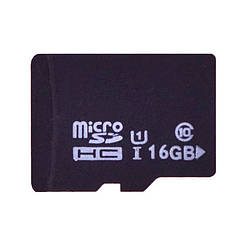 Карта памяти microSD TF C 10 16GB (32614)