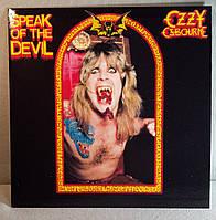 CD диск Ozzy Osbourne - Speak of the Devil
