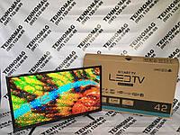 """LED-Телевизор 40"""" Smart TV, WiFi, Т2, HDMI, USB, Full HD"""