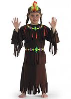 Карнавальный костюм Carnival Toys Индеец Девочка рост 132-138 см