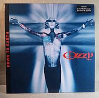 CD диск Ozzy Osbourne - Down to Earth, фото 1