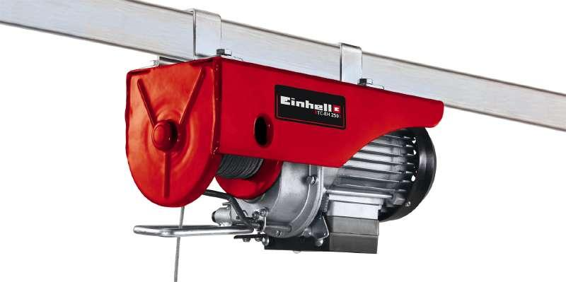 Підйомник-тельфер електричний Einhell TC-EH 250 -18(Безкоштовна доставка)