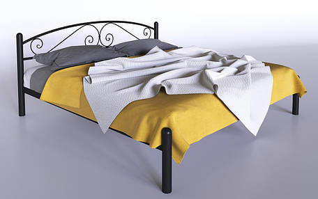 Кровать металлическая Виола Tenero, фото 2