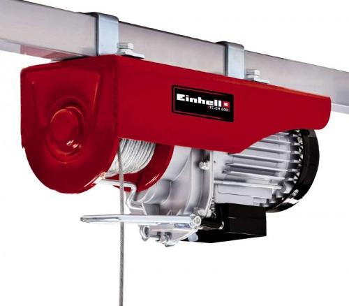 Подьемник-тельфер электрический Einhell TC-EH 600(БЕСПЛАТНАЯ ДОСТАВКА)