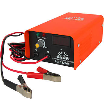 """Зарядное устройство инверторного типа """"Vitals ALI 1220ddc"""""""