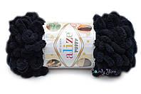 Alize Puffy, Черный №60