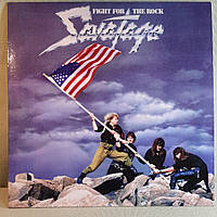 CD диск Savatage - Fight for the rock