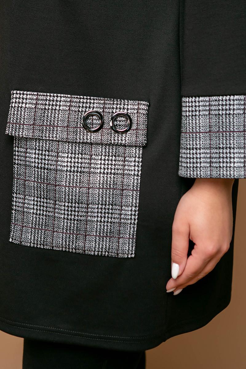 753e476cbb5 Модная туника для полных женщин Фрида