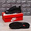 Nike Air Max 98 Black (реплика), фото 2