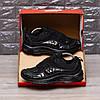 Nike Air Max 98 Black (реплика), фото 3