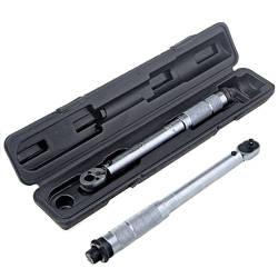 Динамометрический ключ Alloid для работы с резьбовыми соединениями 3/8 дюйма 365 мм (DК-323-2)