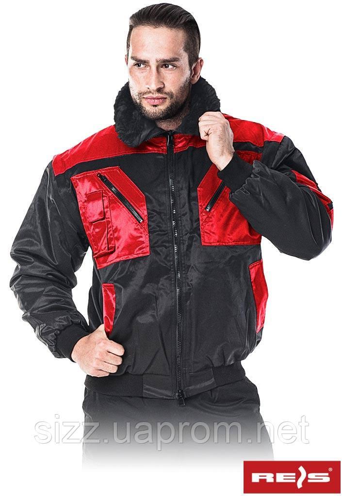 Куртка утеплённая с отстегиваемыми рукавами (спецодежда утепленная) рабочая Reis Польша ICEBERG, фото 1