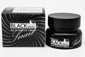 Крем для кожи вокруг глаз c Черной улиткой FarmStay Black Snail All in One Eye Cream, 50ml