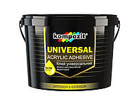 Клей акриловый UNIVERSAL Kompozit 1 кг