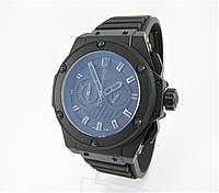 Часы Hublot King Power Black (Кварц). Реплика: ААА