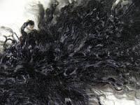 Мех  Новозеландская овца цвет черный