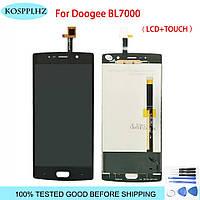 LCD дисплей + сенсор для Doogee BL7000 модуль, фото 1
