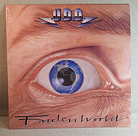 CD диск U.D.O - Faceless World