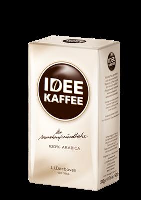 Кофе молотый 100% арабики J.J.Darboven IDEE Kaffee 500г