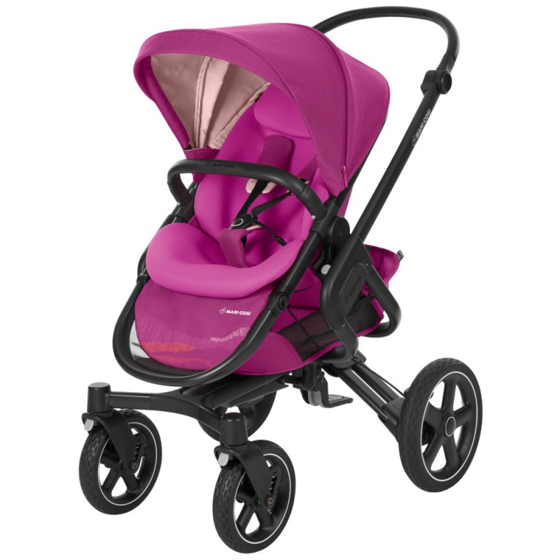 Прогулочная коляска Maxi-Cosi Nova 4 FREQUENCY PINK