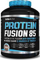 Протеин BioTech USA Protein Fusion 85 2270g ваниль