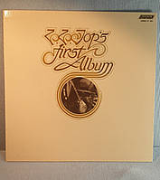 CD диск ZZ Top - ZZ Top's First Album