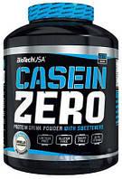 Протеин BioTech USA Casein Zero 2270g клубника