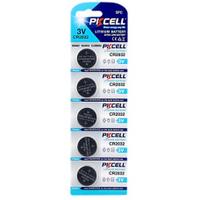 Батарейка литиевая PKCELL CR2032, Q30