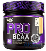 Аминокислота Optimum Nutrition PRO BCAA 390g малина лимонад