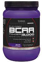 Аминокислота Ultimate Nutrition BCAA 12,000 228g фруктовый пунш