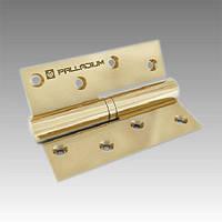 Петля латунная съемная 700-4 - PB (глянцевое золото)