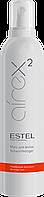Мус для волосся AIREX Нормальна фіксація, 400 мл.
