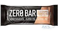 Протеиновый батончик BioTech USA Zero Bar 50g капучино