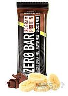 Протеиновый батончик BioTech USA Zero Bar 50g шоколад-банан