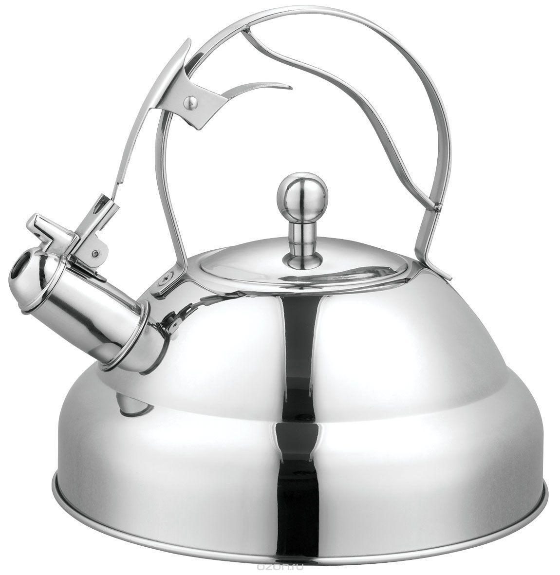 Чайник со свистком 3,5 л Bohmann BH-9986