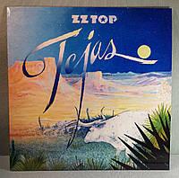 CD диск ZZ Top - Tejas, фото 1