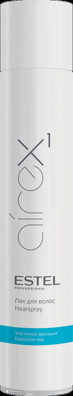 Лак для волосся AIREX Еластична фіксація, 400 мл.