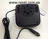 Обігрівач / вентилятор для салону автомобіля Aeroterma si Ventilator 150W, 12В (тепле й холодне повітря), фото 8