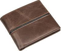 Кошелек мужской Vintage 14472 Коричневый, Коричневый, фото 1