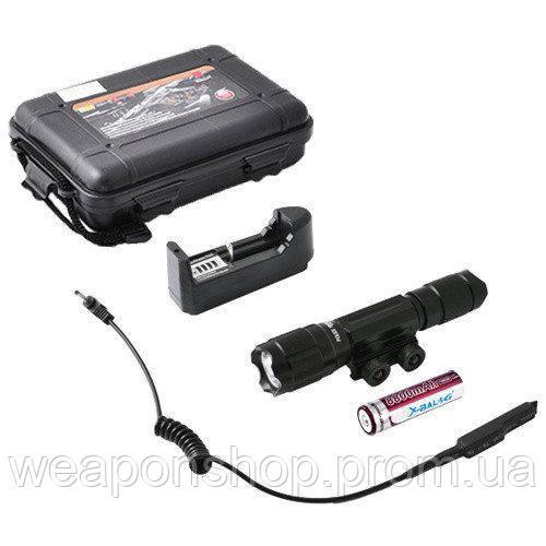 Светодиодный подствольный фонарь Police Q90-T6, фото 1