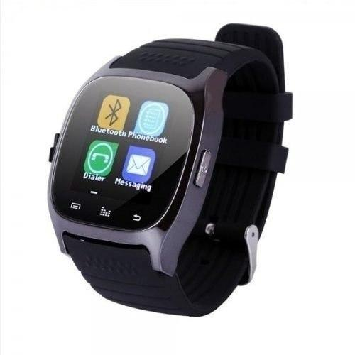 Смарт-часы (Smart Watch) Умные часы M26 black