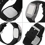 Смарт-часы (Smart Watch) Умные часы M26 black, фото 2
