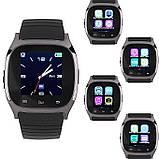 Смарт-часы (Smart Watch) Умные часы M26 black, фото 4