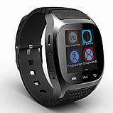Смарт-часы (Smart Watch) Умные часы M26 black, фото 10