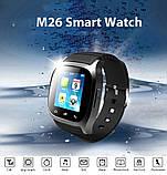 Смарт-часы (Smart Watch) Умные часы M26 black, фото 9